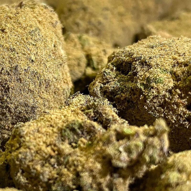 Delta-8 THC Moon Rocks – Only $125.99/oz