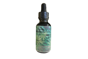 Living Naturals 800mg full spectrum cbd oil