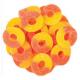 100mg peach GUMMIES