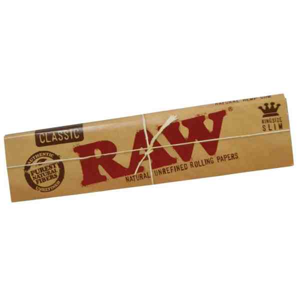 Raw Kingsize Slim Papers $3.99 .3oz Classic