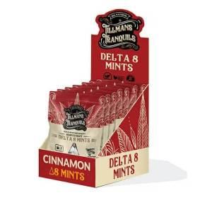 Cinnamon Delta 8 THC Mints 10 Packs