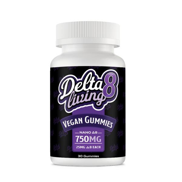 Delta8_Living-gummies-Bottle