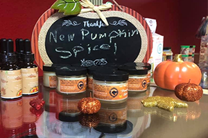 pumpkin spice hemp extract main street mesa