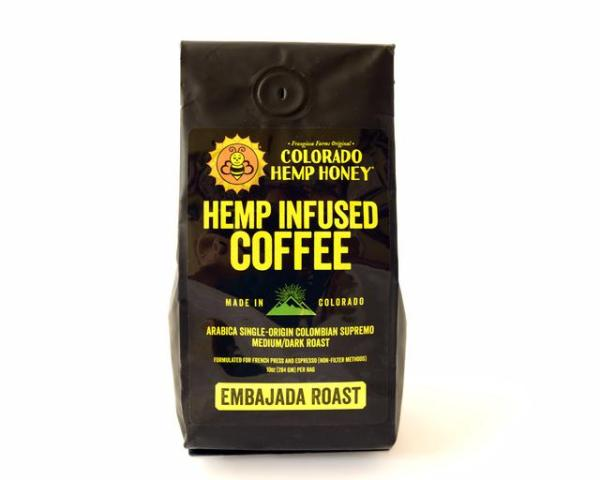 HoneyHemp Infused Coffee