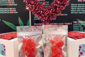Valentines CBD Gummies