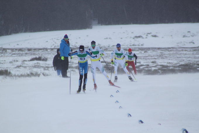 Aos 15 anos, Lucas Lima é o novo campeão brasileiro de Ski Cross Country