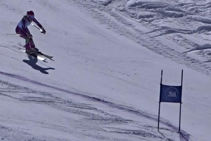 Brasil organiza provas da Copa do Mundo Masters de Ski Alpino com êxito e é representado por Stefano Arnhold e Thais Melo