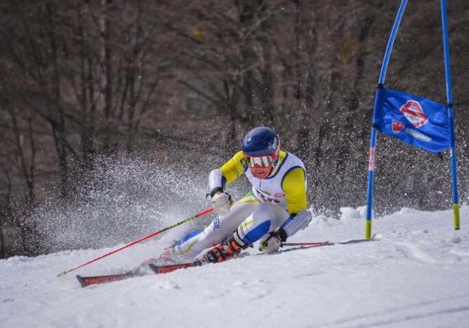 Colecionador de recordes: Michel Macedo quebra duas novas marcas brasileiras no Ski Alpino
