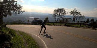 Em meio à Mata Atlântica, 4ª etapa do Circuito Brasileiro de Rollerski acontece no Pico do Jaraguá