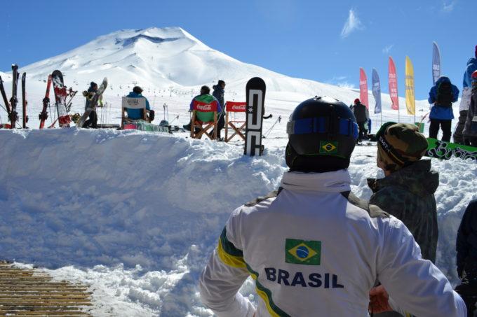Maratona na neve chilena: Michel Macedo é campeão brasileiro no Ski Alpino e equipes de Snowboard e Ski Cross Country fazem ajustes finais