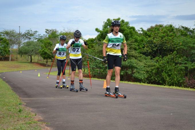 Na abertura da temporada olímpica, 2ª etapa do Circuito Brasileiro de Rollerski retorna com Sprint e Skiathlon