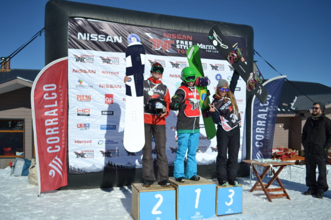 Rainha de Copas: Isabel Clark fatura ouro na Copa Sul-Americana e 22º título brasileiro de Snowboard Cross