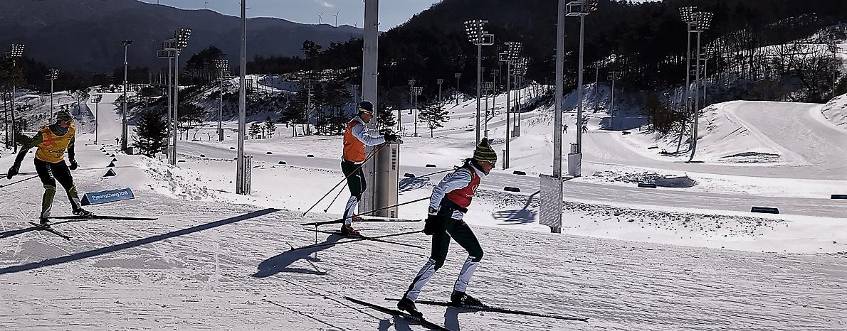 jaqueline mourao pyeongchang treino