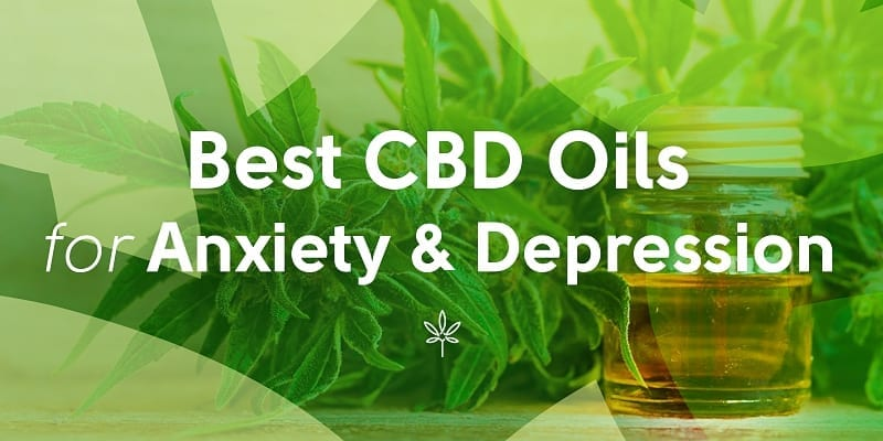 cbd oil for anxiety and depression