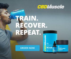 Buy CBDMuscle online