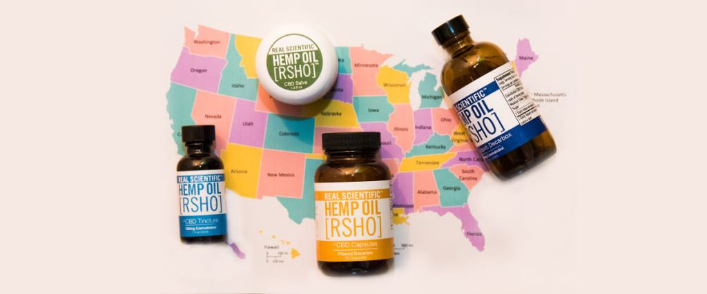 legal CBD oil in USA and UK