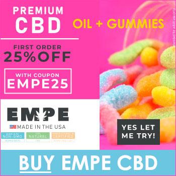 Buy EMPE USA CBD Oil