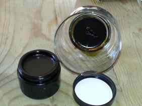 Product information full spectrum Co2 extracted CBD oil paste.