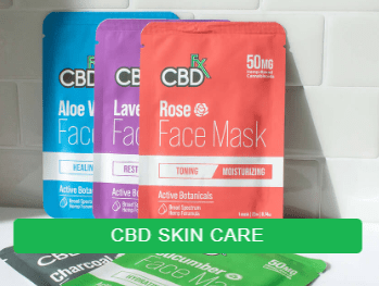 CBD fx Skin Care