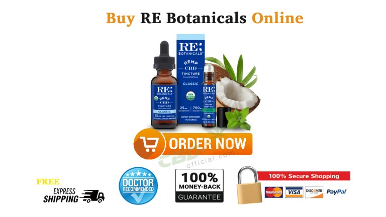 Buy RE Botanicals Online