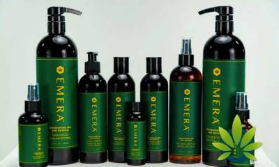 Emera CBD Haircare