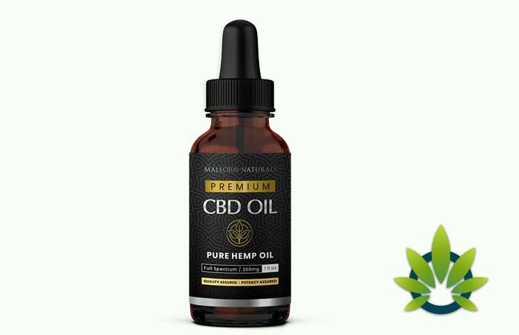 Mallorn Naturals CBD Oil