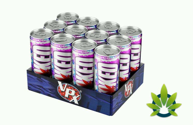 VPX Stoked Drinks