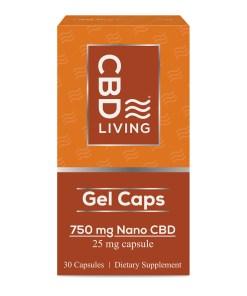 750 mg CBD Capsules