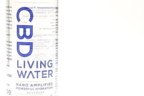 CBD Living Water-3 Bottles
