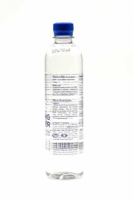 CBD Living Water-6 Bottles