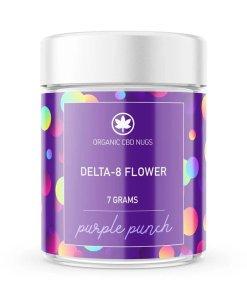 Purple Punch Delta 8 Flower
