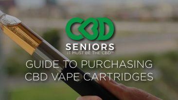 Guide to Purchasing CBD Vape Cartridges