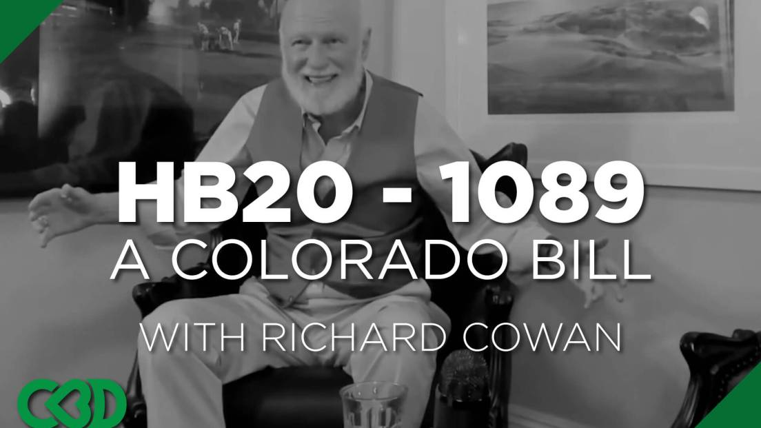 HB20-1089 - A Colorado Bill Aimed to Block Employers From Punishing Employees for Off-Duty Marijuana Use