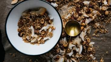 Dr. igor's keto hemp superfood granola recipe