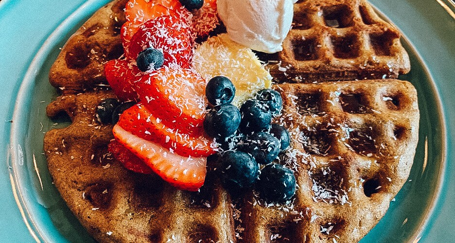 Dr. igor's buckwheat super-seed waffles recipe
