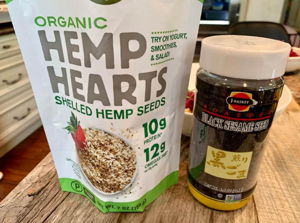 Dr. Igor's Vegan Hemp Heart Buddha Bowl Recipe