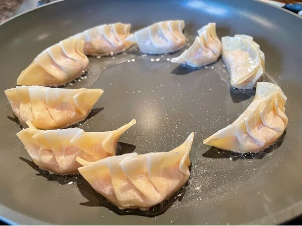Dr. Igor's Lobster, Pork & Hemp Gyoza Recipe