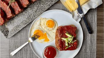 Dr. Igor's Super Moist Meatloaf (w/ Hemp Protein)