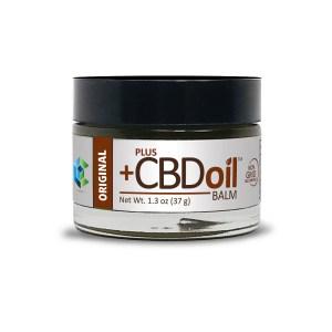 Plus CBD Oil Balm Original 50mg