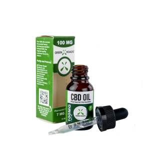 Green Roads 100mg 7mg/ml 15ml CBD Oil