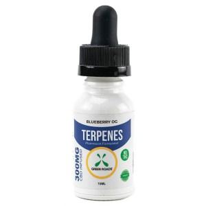 Green Roads CBD Terpenes Blueberry OG 300mg CBD Oil