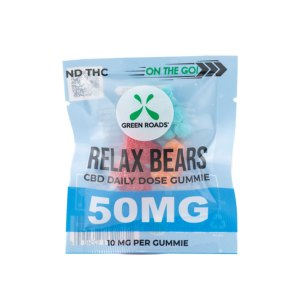 CBD Relax Bears 50mg