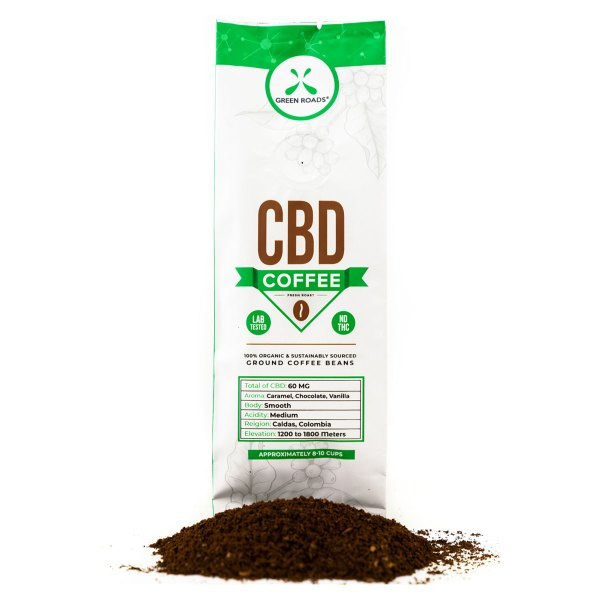 CBD Coffee 2oz 60mg