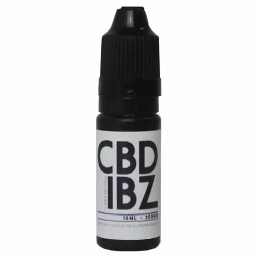 CBD IBZ Unflavoured 200mg cbd eliquid