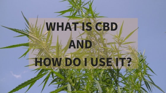 What is CBD and How do I use it?