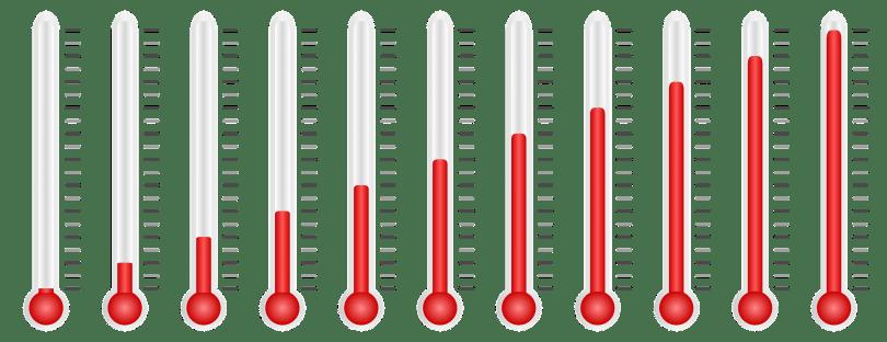 vaping temperatures