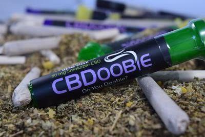 CBDoobie: The First Natural CBD Joint (Euphoric Labs)