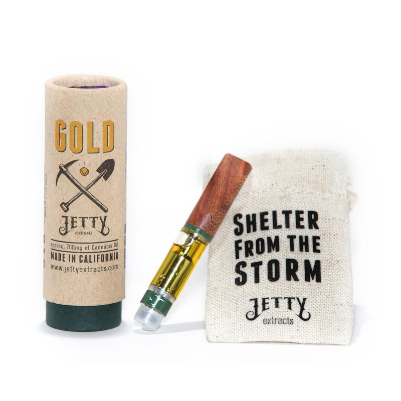 Jetty Extracts 'Cannabis Oil' Actually Tastes Like Cannabis