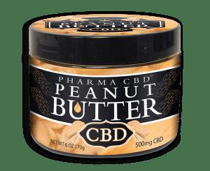 CBD edibles: CBD Peanut Butter