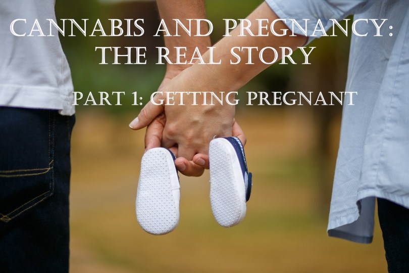 Cannabis and pregnancy, the real story: Getting pregnant